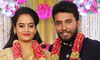 Suja Varunee - Sivakumar Wedding Reception