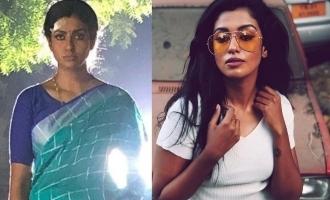 Roshini Haripriyan aka Kannamma's stunning poses in modern dresses photos go viral
