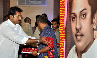 Actor SS.Rajendran Condolence Meeting