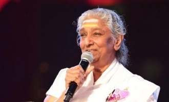 Singer S Janaki passes away rumour son clarification