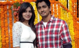 Cheaters never prosper, Siddharth's tweet refers to who?