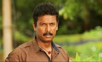 Samuthirakani turns villain for top hero!