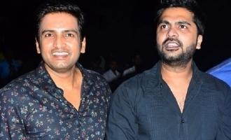 Simbu and Santhanam reuniting for new movie?
