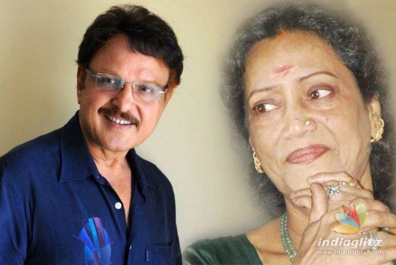 Veteran actor Sarathbabu reacts to his ex-girlfriends shocking allegations