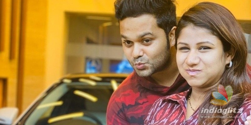 Alya Manasa and Sanjeev blessed with baby girl!