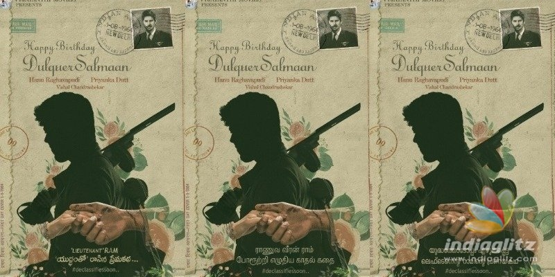 Exciting new multilingual movie of Dulquer Salmaan announced!