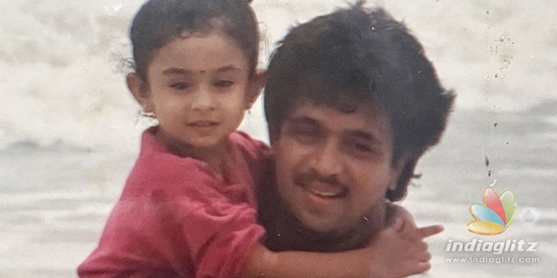 Aishwarya Arjuns cute nostalgic birthday wishes to Arjun!
