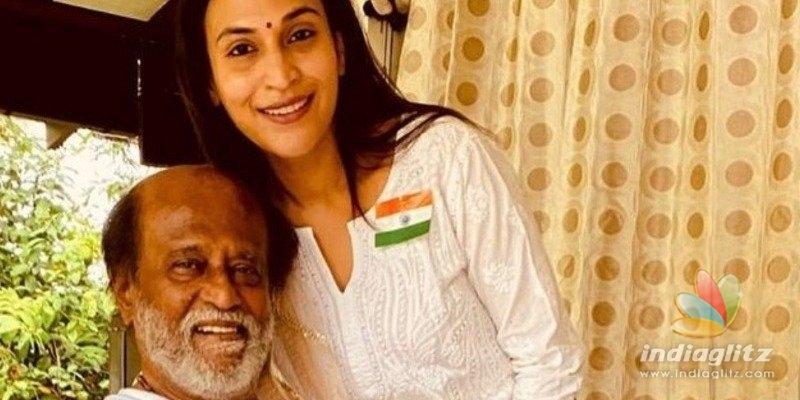 Superstar Rajnikanths independence day special photo turns viral!