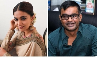 Breaking: Selvaraghavan and Keerthy Suresh's exciting new movie announced!