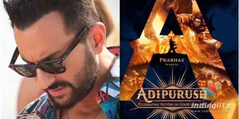 This Bollywood hero turns Prabhas villain in Adipurush?