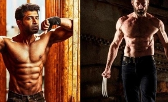 Arun Vijay's Wolverine look stuns netizens!