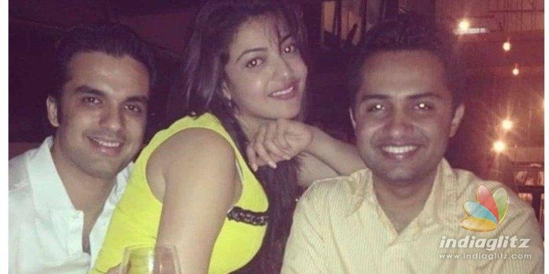 Kajal Aggarwal - Gautam Kitchlus old romantic photos turn viral!