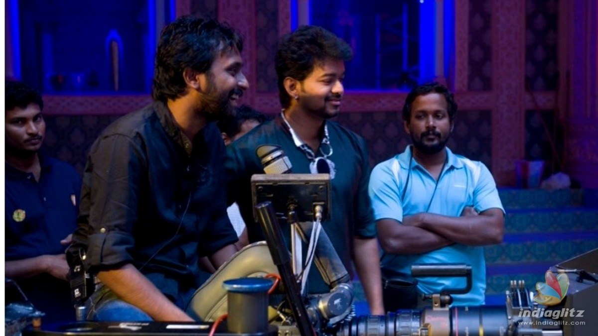Massive official update on Vijays Thalapathy 65!