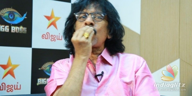 Bigg Boss 3 Mohan Vaidya explains his kissing, hugging and issue with Meera Mithun