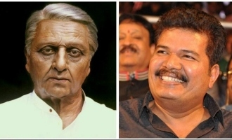 National Award winner becomes 'Indian 2' villain