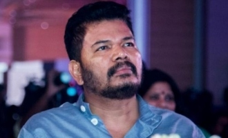 Shankar's first highly emotional message after 'Indian 2' accident