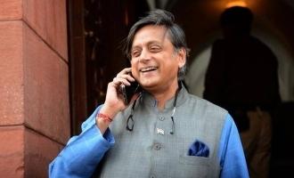 Years of torture: Congress MP Shashi Tharoor after verdict on wife Sunanda Pushkar's death