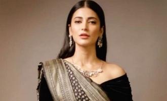 Shruti Haasan switches roles for Vijay Sethupathi's next