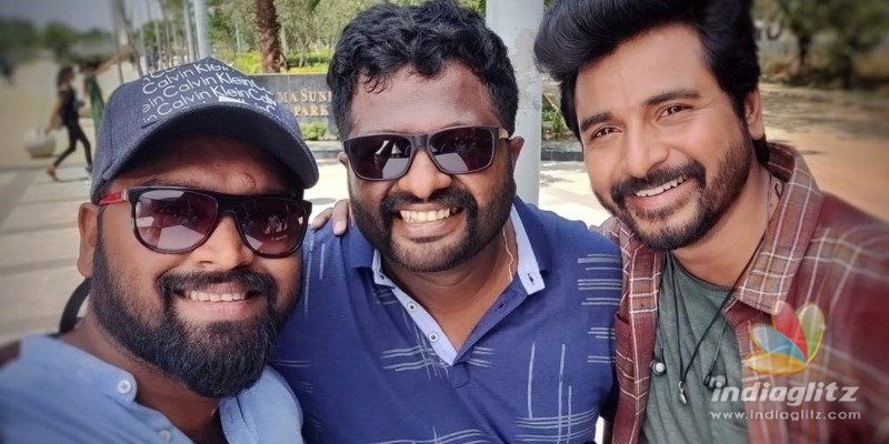 Three directors give live updates on Sivakarthikeyans next movies