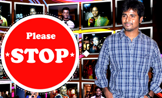 'Please Stop' : Fans Request to Sivakarthikeyan