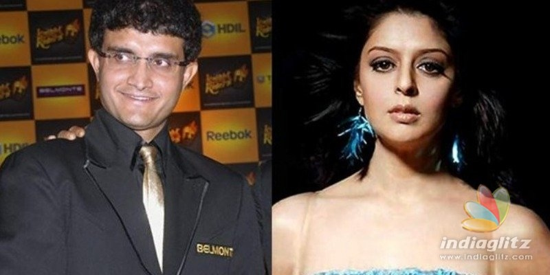 Actress Nagmas strong message to alleged ex-boyfriend Sourav Ganguly