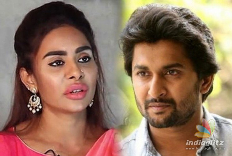 Nanis strong reaction to Sri Reddy allegations