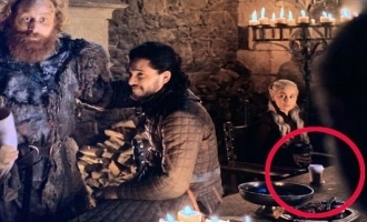 'Game of Thrones' fans angry reaction to coffee cup appearing in a scene