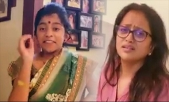 Anchor Suma Making Super Fun With Srilakshmi Kanakala's Daughter | IG Telugu