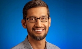 Sundar Pichai five crores donation to India for coronavirus