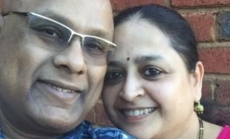 'Bigg Boss' Suresh Chakravarthy's emotional message to his wife on wedding anniversary