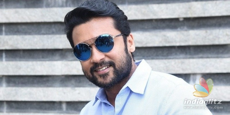 Suriya to romance sensational young heroine in his next