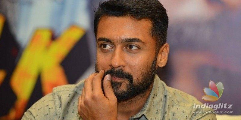TN Minister says Suriya is ignorant