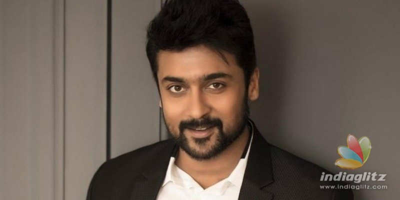 A hot multilingual heroine to romance Suriya?