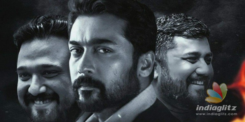 Suriya 39 update - Commercial director replaces Siruthai Siva