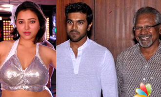 Ram Charan clarifies on quitting Manirathnam's film