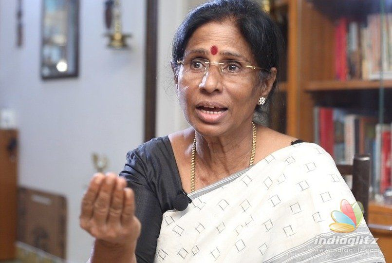 My Bigg Boss strategy against Vairamuthu - Chinmayis mother interview