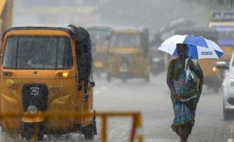 Chance of heavy to very heavy rain in South tamil