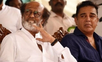 Kamal Haasan about Rajini unable to postal vote Nadigar Sangam elections