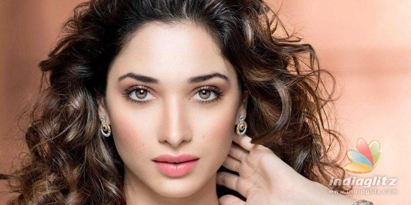 Confirmed! Tamannaahs female-centric movie gets title with a Goundamani connect