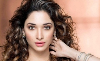 Official! Tamannaah's female-centric movie gets title with a Goundamani connect