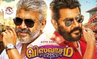 Sathyajyothi Thiagarajan gives hot updates on Thala Ajith's 'Viswasam'