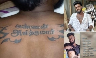 Thala Ajith's notable hardcore fan Prakash dies tragically by suicide