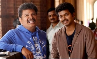 Reason why Shankar could not direct 'Thalapathy 66' revealed?