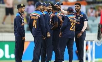 டி20 உலகக்கோப்பை போட்டிக்கான இந்திய அணி அறிவிப்பு!