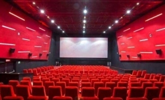 Theaters to be closed due to corona!