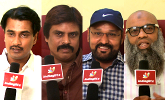 'Thirumanam Ennum Nikkah' Team Interview