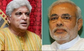 Javed Akhtar denies participation in 'PM Narendra Modi'