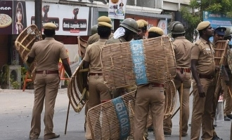Friends of police banned in TN