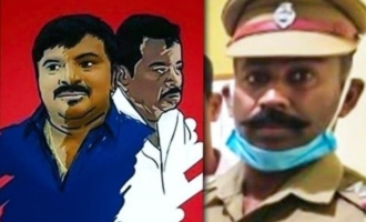 Sub Inspector Ragu Ganesh arrested in Jeyaraj- Bennicks double murder case