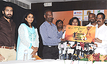 Tobacco Free India Press Meet